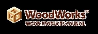 WoodWorks Long Logo Transparent Backgrou