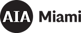 AIA Miami New Logo Black and White.png