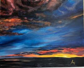 """Sunset #2"""