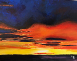 """Sunset #3"""