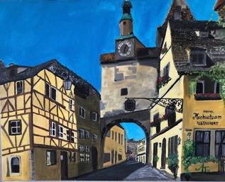 """""""Rothenburg Ob Der Tauber"""""""