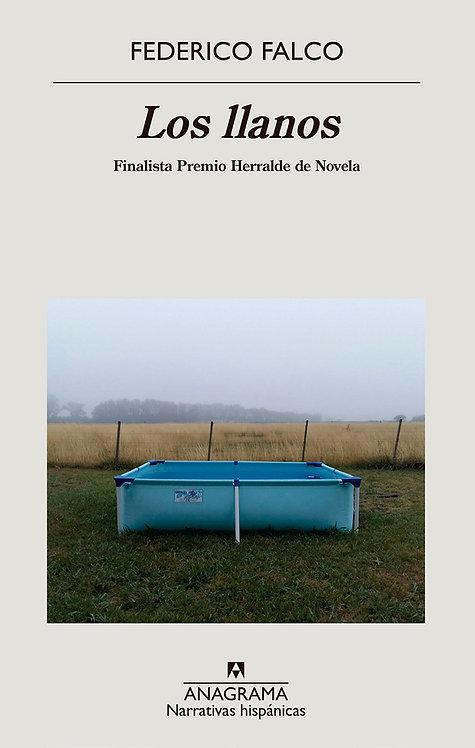 Los llanos - Federico Falco