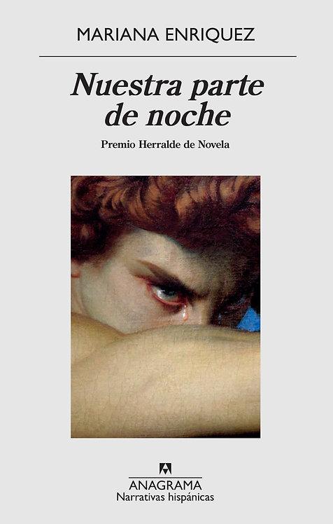 Nuestra parte de noche -Mariana Enriquez