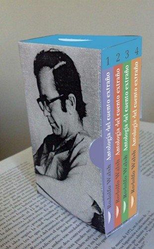 Antologia del cuento extraño (4 tomos) - Rodolfo Walsh (ed)