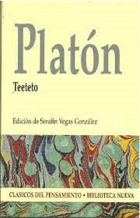 Teeteto - Platón