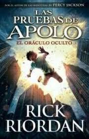 Apolo y el oráculo oculto- Rick Riordan