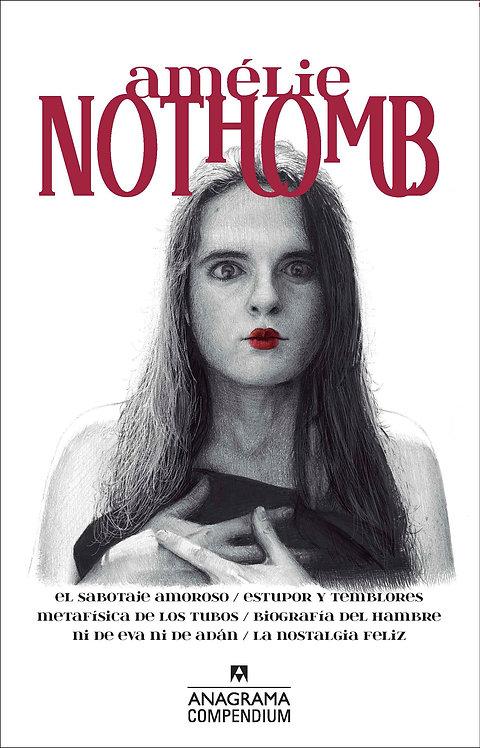 Amelie Nothómb - Compendium
