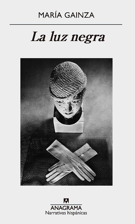 La luz negra - Maria Gainza