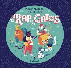 Rap de los gatos - Pedro Mairal