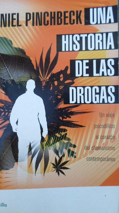 Una historia de las drogas -Niel Pinchbeck