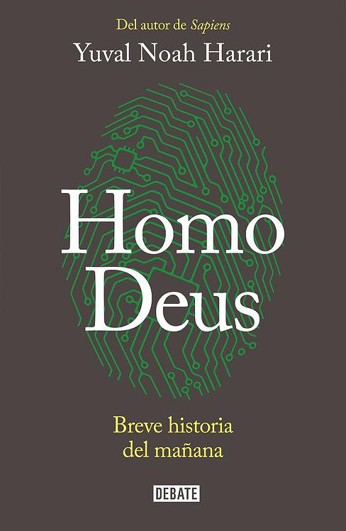 Homo Deus - Yuval Harari