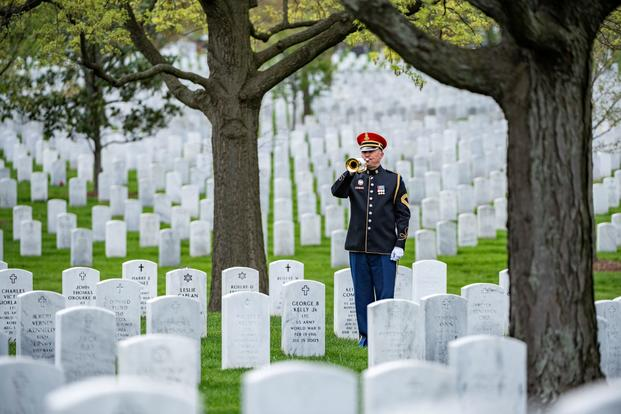 Modified Military Funeral Honors 1800