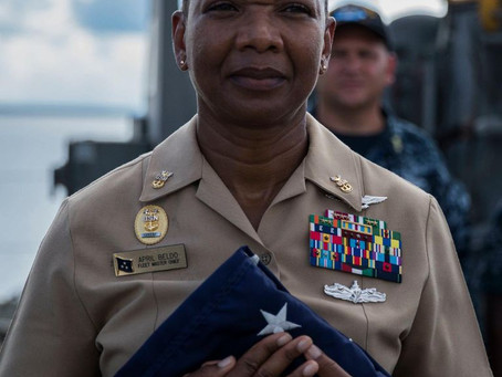 Chief of Naval Operations Adm. Mike Gilday