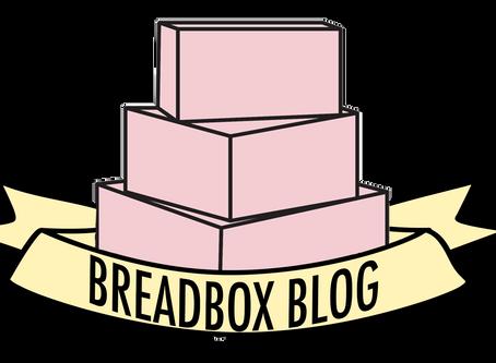 Launching the BreadBox Blog