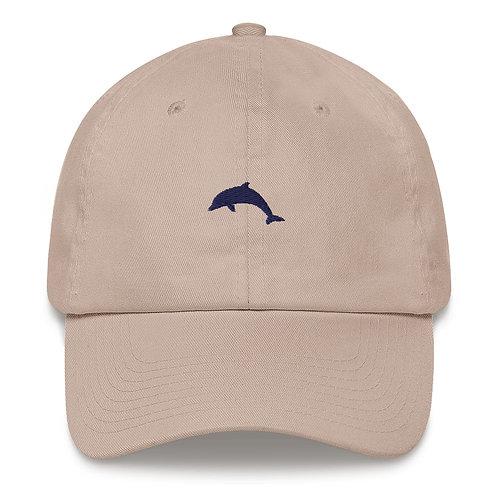 Dolphin Dad Hat