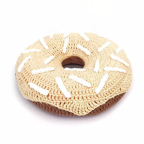 Almofada Donut Doce de Leite