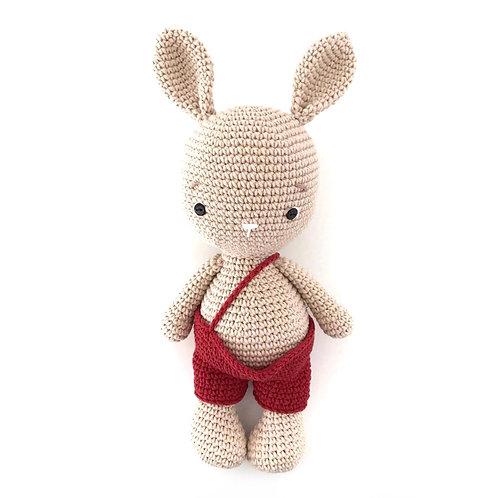 Coelhinho de crochet