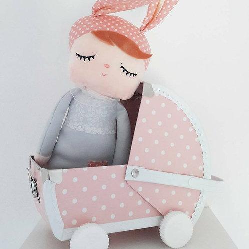 Maletinha Belga Carrinho de Bebê