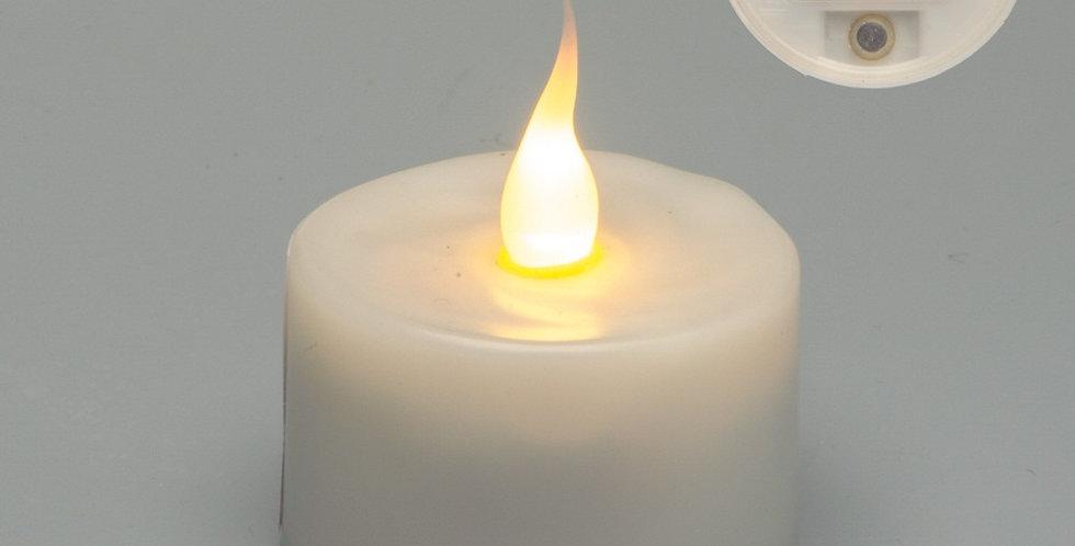 bougie led rechargables evolution de smart candle WW
