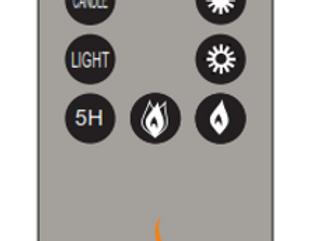 Télécommande SMART FLAME