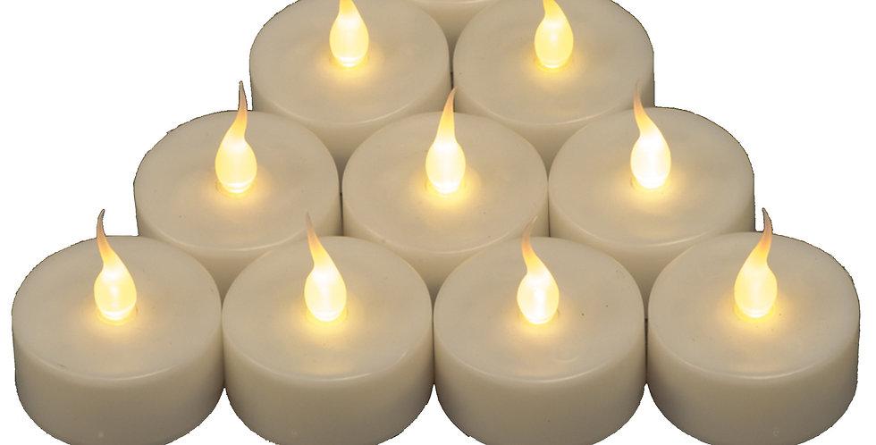 Bougie LED blanc soft Smart Candle