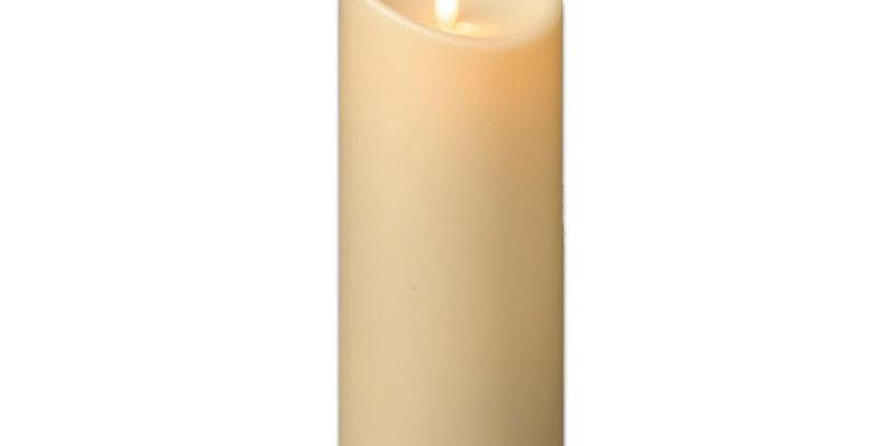 Bougie LED LUMINARA Outdoor 9x23cm