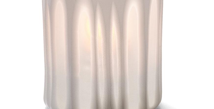 Photophore porcelaine Hollowick