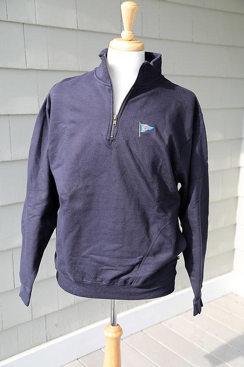 1/4 Zip Sweatshirt - Unisex