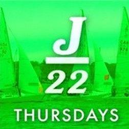Thursday J/22 One Design Summer Series