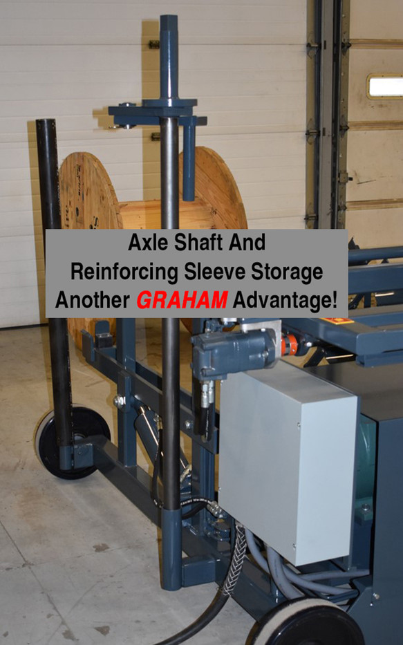 Axle-Shaft-&-Reinforcing-Sleeve-Storage-