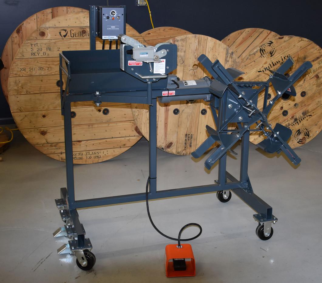C70-20 Coiling Machine
