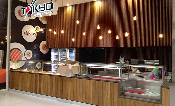 Pneu Architects Tokyo Sushi Kitchen Mt Gambier