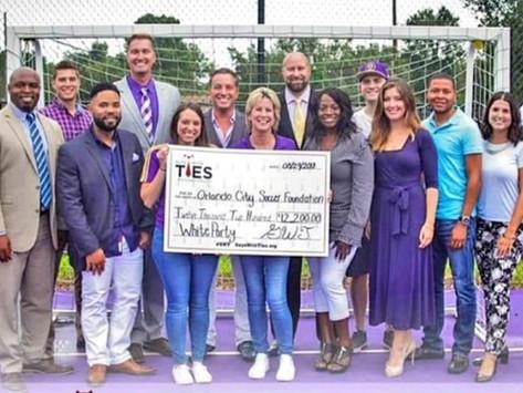 Orlando Business Journal Coporate Philanthropy Award Winner