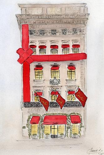 Cartier Corner NYC