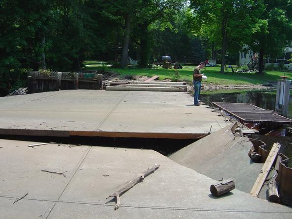 2004 Damage Oliphants-mill-lake-dam.jpg