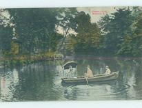 Historical Haines Creek Rowboat Medford