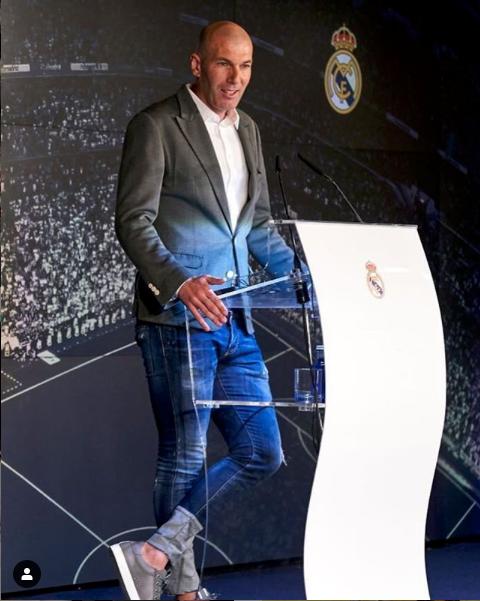 #Zidane