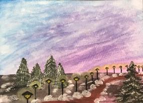 Sunset Path