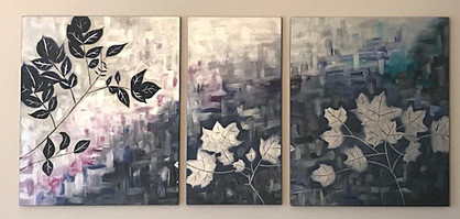 Silver Leaves 1, 2 and 3