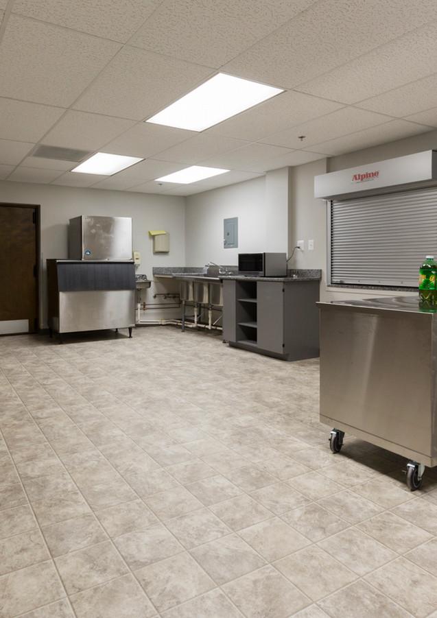 Refreshment/Food Storage Room