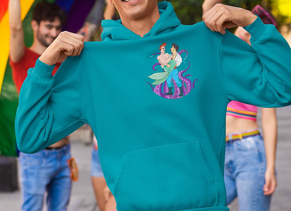 Part of your World Hoodie