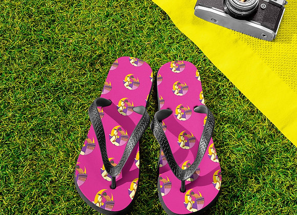 Arabian Nights Flip-Flops