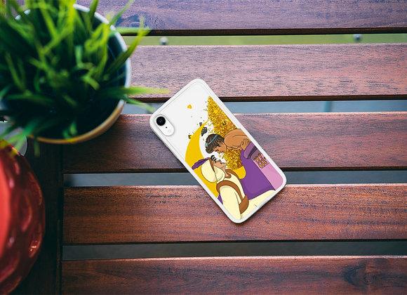 Arabian Nights Liquid Glitter Phone Case