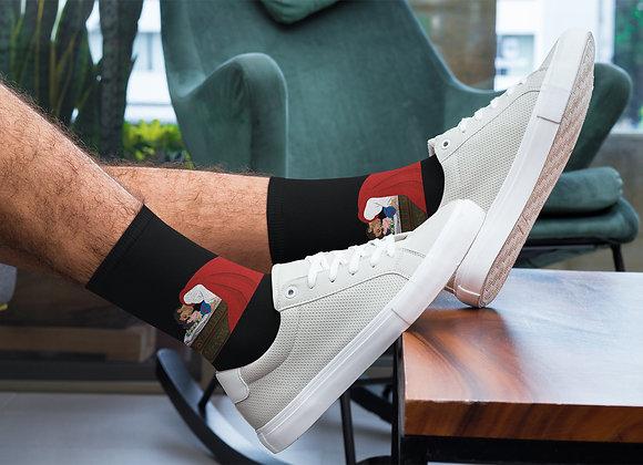 Enchanted K-Apple Socks