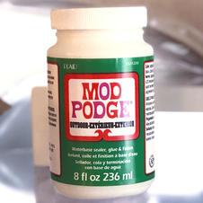 Mod Podge & Decoupage