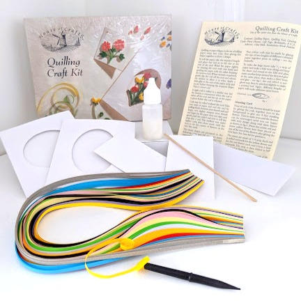 Quilling and Marbling Kits
