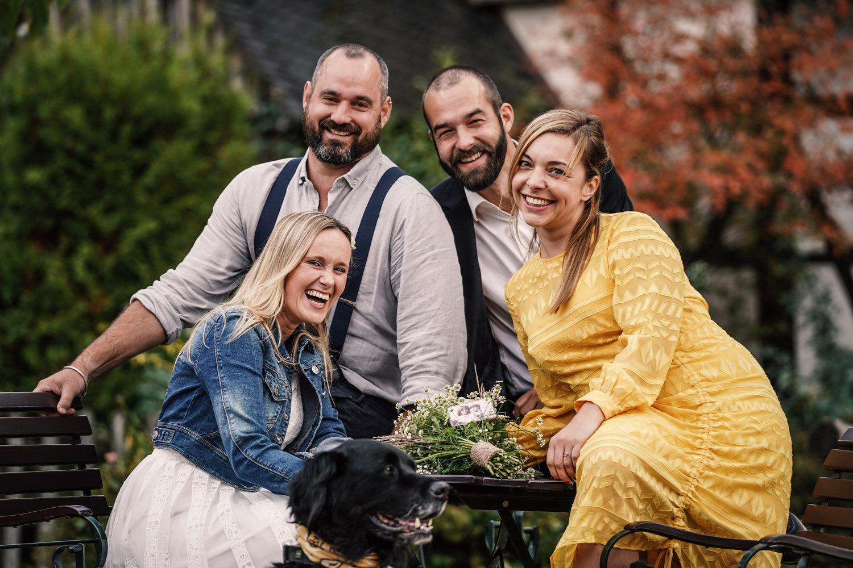 Hochzeits-Vorbesprechung