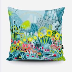 Buttercups Cushion
