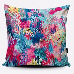 River Flora Cushion