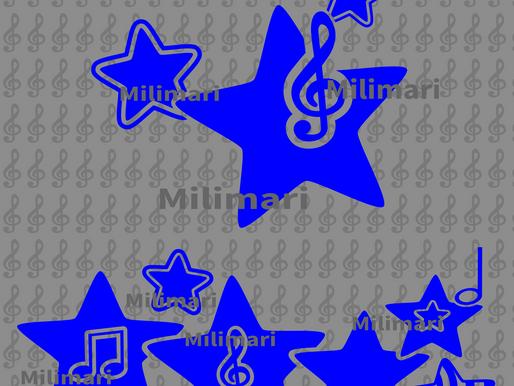 Plotterdateien mit Musikmotiven